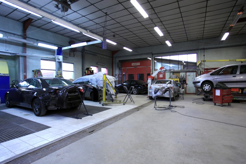 garage automobile pontarlier